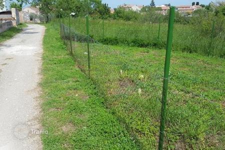 Cheap land for sale in Croatia. Building land Valdebek! Building land along the forest!