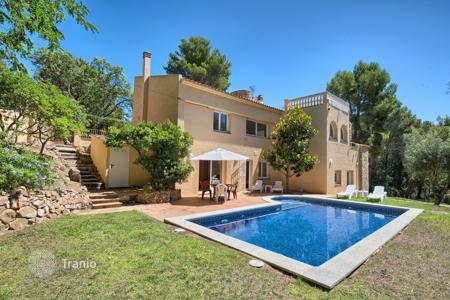 5 bedroom houses for sale in Spain. Villa in Tamariu, Spain. View on the sea, private pool, nearby witn Aiguablava Beach