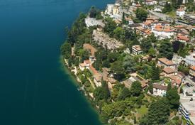 Luxury 6 bedroom houses for sale in Central Europe. Villa – Lugano city, Lugano, Ticino, Switzerland