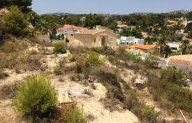 Cheap houses for sale in Moraira. Parcela of 0 bedrooms in Moraira