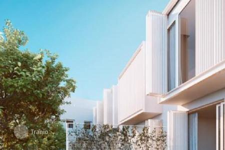 New homes for sale in Sant Martí. New two-bedroom apartment with garage and garden in Barcelona, Poblenou district
