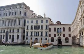 Villa of 17 century with terrace, in front of Grand Canal, Venice, Veneto, Italy. Price on request