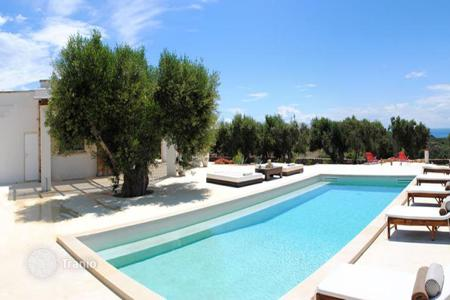 Residential for sale in Apulia. Complex of two sea view villas, Santa Maria di Leuca, Italy