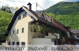 Property for sale in Tolmin. Detached house – Tolmin, Slovenia