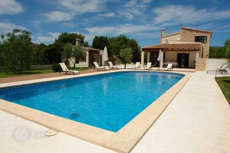 4 bedroom villas and houses to rent in Majorca (Mallorca). Detached house - Majorca (Mallorca), Spain