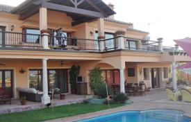 Furnished villa with a private garden, a pool, a garage, a terrace and a sea view, Benahavis, Spain for 1,800,000 €