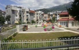 1 bedroom apartments by the sea for sale in Budva (city). Cozy studio with terrace, near the beach in Budva