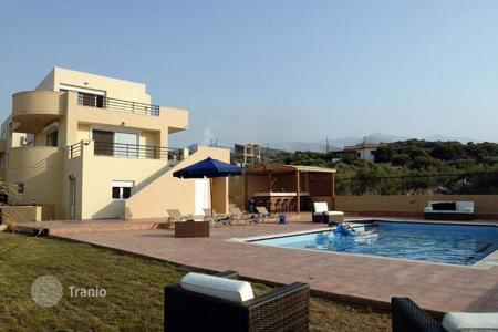 5 bedroom villas and houses to rent in Crete. Villa - Malia, Crete, Greece