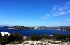 Coastal development land for sale in Croatia. Building plot in the center of Razanj