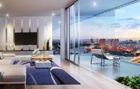Cheap residential for sale in Southeastern Asia. Apartment in a new complex with fitness-club, pool and spa at the Saigon riverside, Ho Chi Minh, Vietnam