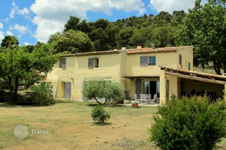 5 bedroom houses for sale in Vaugines. Luberon — Former sheepfold