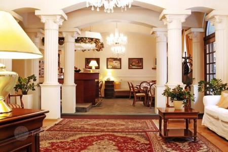 Hotels for sale in the Czech Republic. Hotel – Praha 2, Prague, Czech Republic