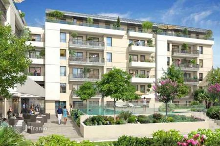 1 bedroom apartments for sale in Côte d'Azur (French Riviera). New home – Nice, Côte d'Azur (French Riviera), France