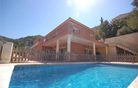 4 bedroom houses for sale in Costa del Garraf. Villa – Sitges, Catalonia, Spain