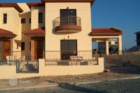 Property for sale in Trachoni. Three Bedroom Semi Detached House