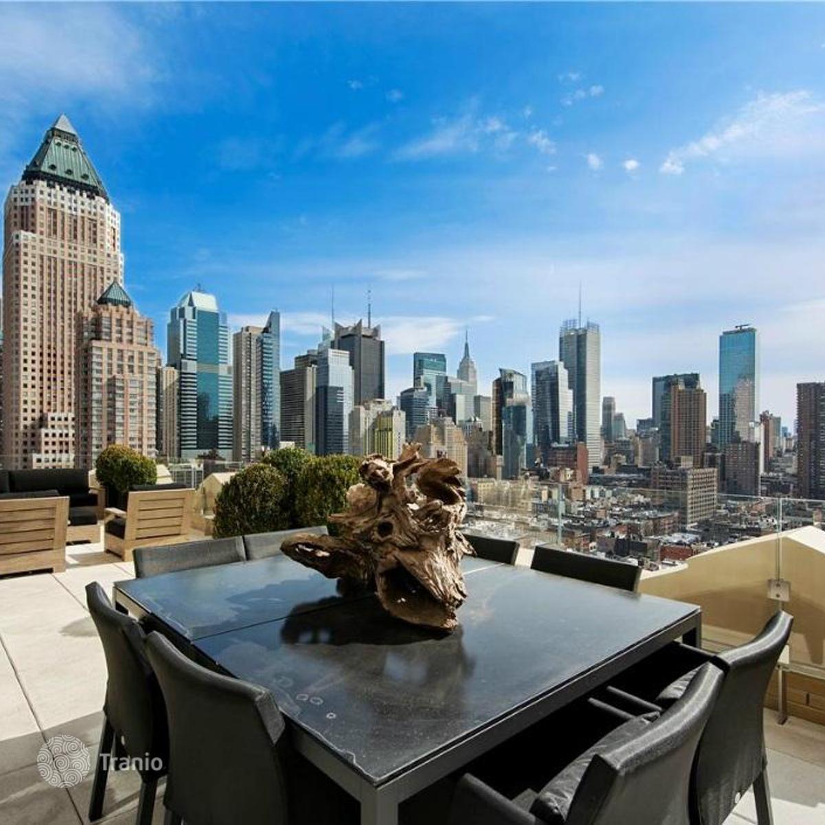Apartment In New York Manhattan: Listing #1445439 In Midtown Manhattan, Manhattan, New York