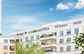 4 bedroom apartments for sale in Germany. Penthouse in a luxury residential complex in Berlin