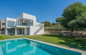 5 bedroom houses for sale in Benahavis. Fashionable Brand New Modern Villa, La Alqueria, Benahavis