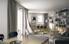 Property for sale in Schöneberg. One-bedroom apartment in a new building in a prestigious residence with an underground parking, Berlin, Germany