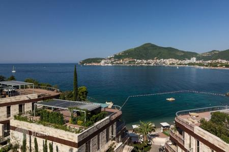 Apartments with pools for sale in Budva. Apartment – Becici, Budva, Montenegro