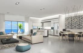 Coastal new homes for sale in Israel. Modern apartment with spacious balcony in a newly built residential complex in 300 meters from the beach in Netanya, Israel
