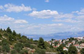 Coastal development land for sale in Croatia. Land for sale on the island of Šolta