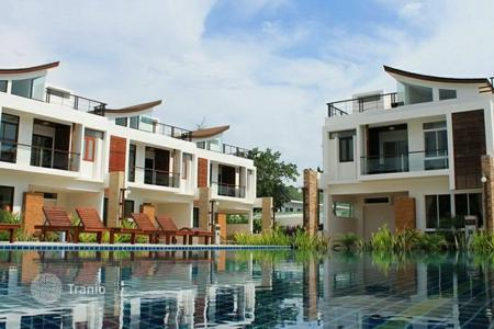 Townhouses for sale in Southeast Asia. It is a magnificent villa complex, situated in 200 meters from the Rawai Beach in the south of Phuket, Thailand