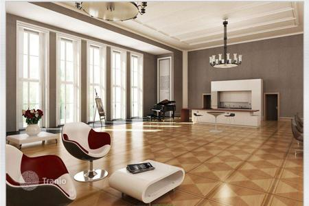 Luxury 3 bedroom apartments for sale in Berlin. Spacious 4-storey luxury apartments in a historical building in Berlin