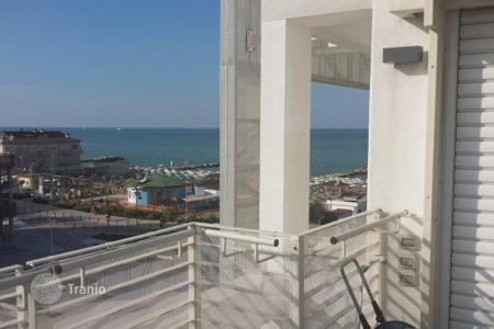 Coastal residential for sale in Misano Adriatico. New-built flat in private housing estate in front of the sea of Adriatic Coast
