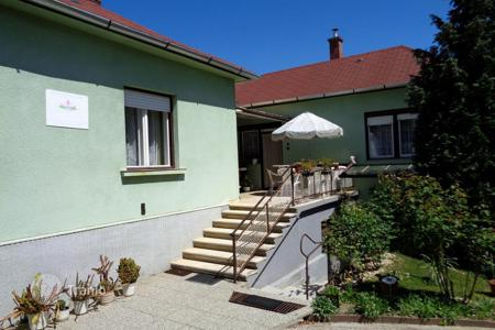 Houses for sale in Hungary. The house in Hévíz, need of renovation