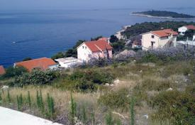 Coastal development land for sale in Croatia. land Primosten