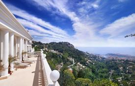 Belle Epoque style villa with panoramic views over the sea and Monaco, La Turbie, France for 7,500,000 €