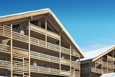 2 bedroom apartments for sale in Alps. Apartment – Champéry, Valais, Switzerland