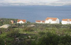 Coastal development land for sale in Brač. Land in Sutivan on island Brač
