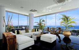 Penthouses for sale in Thailand. Three-bedroom luxurious condo with ocean view in Karon Beach