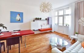 Two-level apartment in an old house 200 meters from the metro station in the district of Dejvice, Prague for 648,000 €