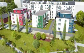 New home from developers for sale in Germany. Cozy apartment in a new building in a green area of Köpenick