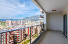Coastal new homes for sale in Western Asia. Furnished apartment with a balcony in a new luxury complex in Alanya, 100 m from the sea. Infrastructure of 5-star hotel in the area!