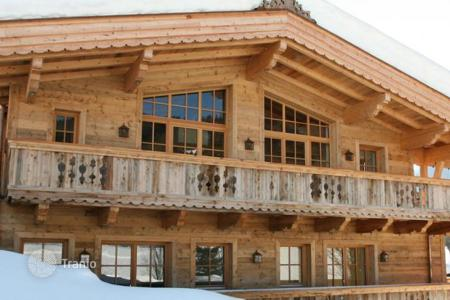 Luxury residential for sale in Austria. Wonderful chalet with beautiful view of mountains in Kitzbuhel