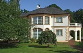Coastal residential for sale in Latvia. The villa is located on the prestigious street Kāpu, just a hundred meters from the white sandy beach