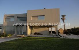 Luxury houses for sale in Latsia. 5 bed villa in GCP area