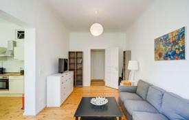 Residential for sale in Germany. Furnished apartment in a renovated early 20th century house with an elevator in a quiet street in the city center, Moabit, Berlin, Germany