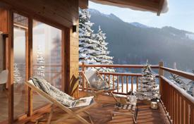 Property for sale in Chatel. Bright duplex with a balcony, in a new residence, in a popular area, next to the ski slopes, Chatel, Alpes, France