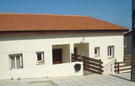 Cheap townhouses for sale in Larnaca. Three Bedroom Semi Detached House