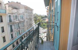 1 bedroom apartments by the sea for sale in Nice. Avenue de Suede, 2 room apartment with balcony, top floor