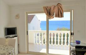 6 bedroom houses for sale in Croatia. Comfortable villa with a plot, a parking, terraces and a sea view, Rogoznica, Croatia