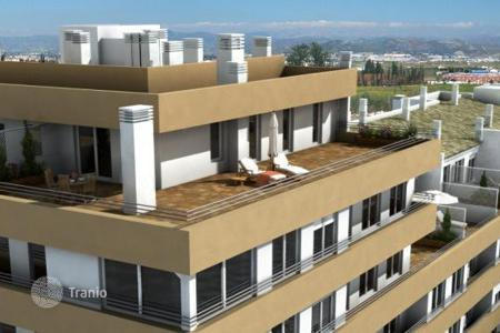 Cheap apartments with pools for sale in Palma de Mallorca. Apartments in new building, on Palma de Mallorca