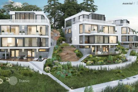 Houses for sale in Baden-Wurttemberg. New villas with terraces, garden and garage among parks and mountains in Baden-Baden. Cost is reduced to the end of the month!