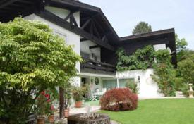 Luxury residential for sale in Germany. Seven-room apartment with a private garden and a garage in Tegernsee, Bavaria, Germany