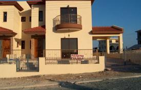 Townhouses for sale in Trachoni. Three Bedroom Semi Detached House